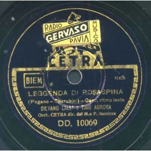 Leggenda Di Rosaspina cover