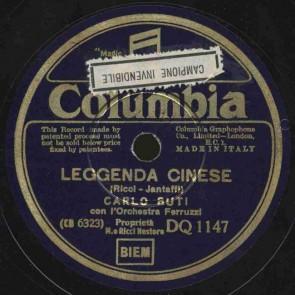 Leggenda cinese