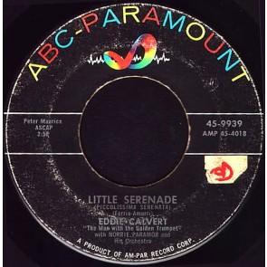 Little serenade (Piccolissima serenata) cover