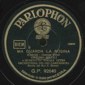 Ma Guarda La Rosina cover