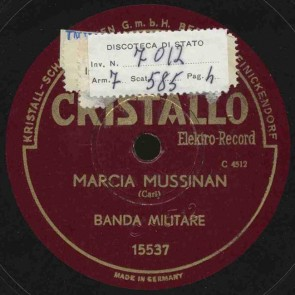 Marcia Mussinan