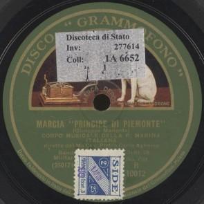 Marcia Principe di Piemonte
