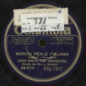 Marcia reale italiana
