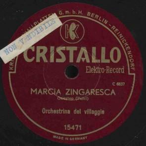 Marcia zingaresca