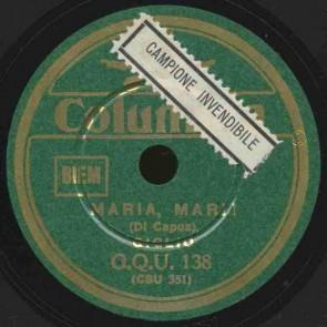 Maria, Mari'!