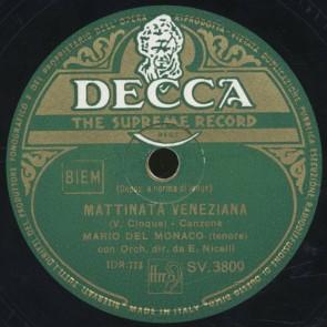 Mattinata veneziana