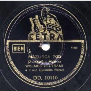 Mazurca 700 cover