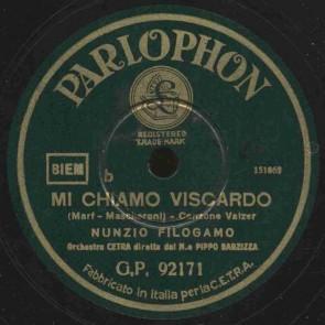 Mi chiamo Viscardo
