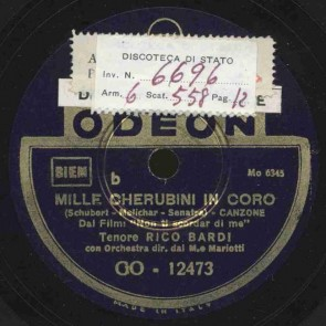 Mille cherubini in coro