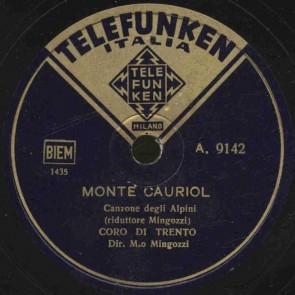 Monte Cauriol