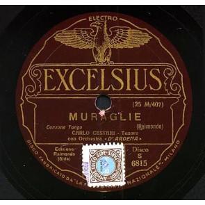Muraglie cover