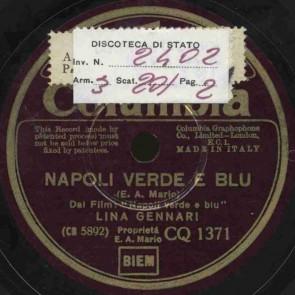 Napoli verde e blu