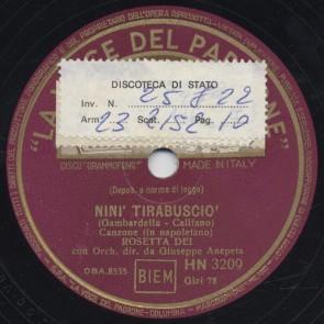 Nini' Tirabuscio'