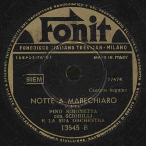 Notte a marechiaro