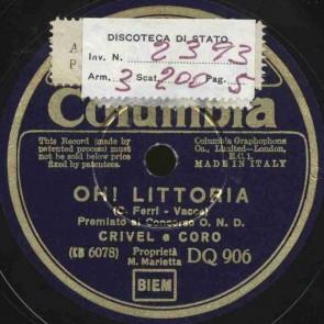 Oh! Littoria