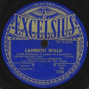 Oi balliamo il passo di Lamberth