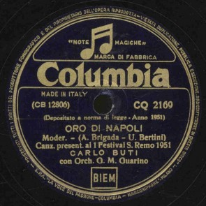 Oro di Napoli