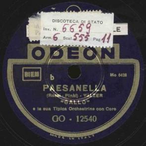 Paesanella