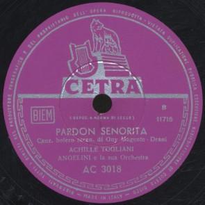 Pardon Senorita