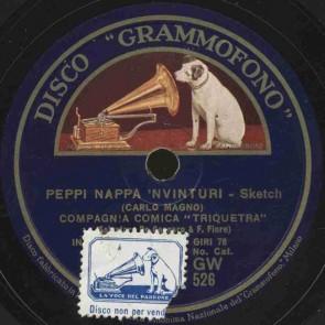 Peppi Nappa 'nvinturi