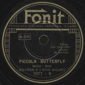 Piccola Butterfly