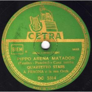 Pippo Arena Matador cover