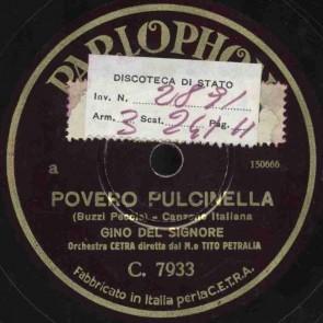 Povero Pulcinella