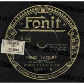 Prime Lacrime cover