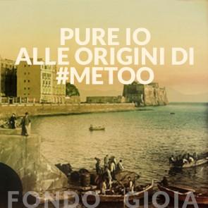 Pure io - alle origini di #metoo cover