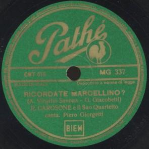 Ricordate Marcellino
