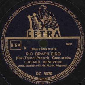 Rio Brasileiro cover