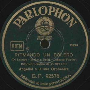 Ritmando Un Bolero cover