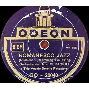 Romanesco Jazz cover