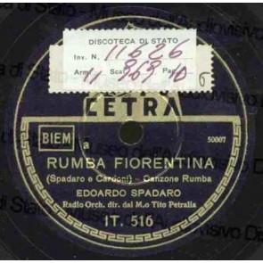 Rumba Fiorentina cover