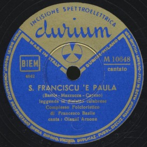 S. Franciscu 'e Paula