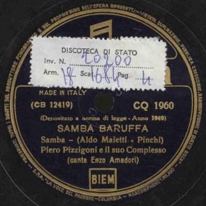 Samba baruffa
