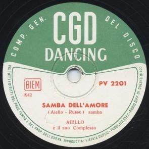 Samba dell'amore