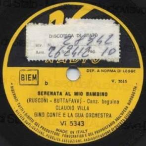 Serenata Al Mio Bambino cover