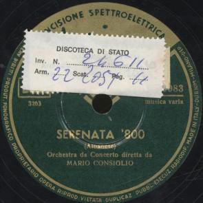 Serenata 800