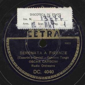 Serenata a Firenze