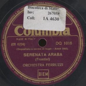 Serenata Araba