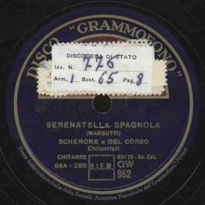 Serenatella spagnola