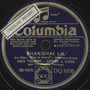 Shanghai Lil