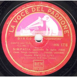 Simpatia (Quando La Luna Ride) cover