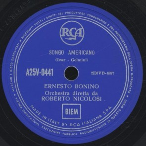 Songo americano