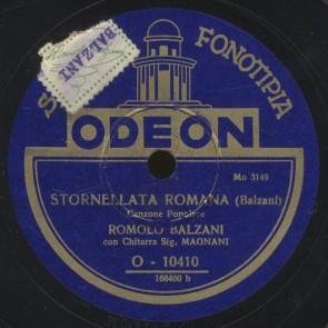 Stornellata romana