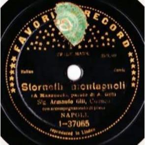 Stornelli Montagnoli (1 Parte) cover