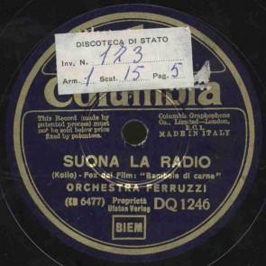 Suona la radio