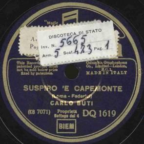 Suspiro e' Capemonte