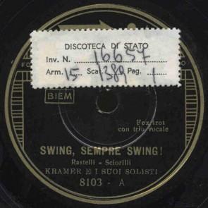 Swing, sempre swing